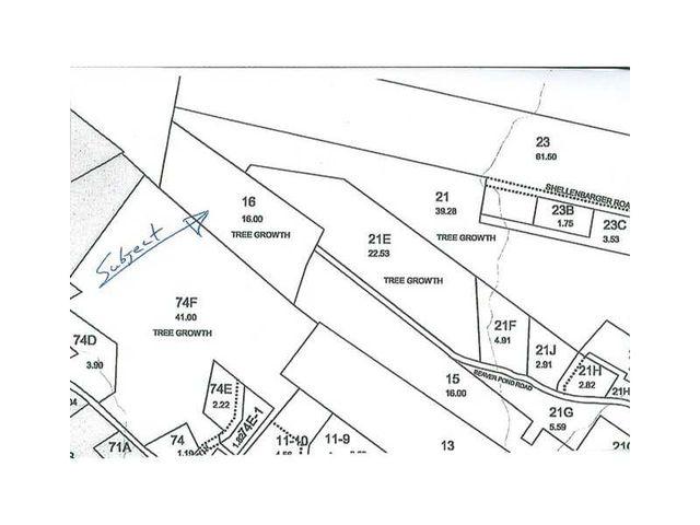 140 Beaver Pond Rd Topsham Me 04086