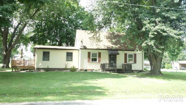 215 N Kellogg St Yates City Il 61572 Home For Sale And