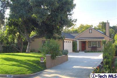3088 Millicent Way Pasadena, CA 91107