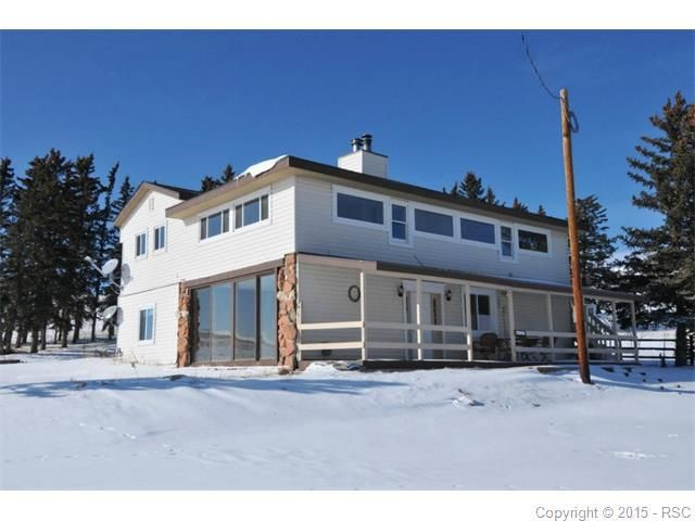 123 county 25 rd divide co 80814 home for sale and