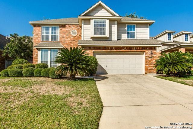 18707 Rogers Gln San Antonio Tx 78258 Home For Sale