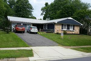 12708 Knowledge Ln, Bowie, MD 20715