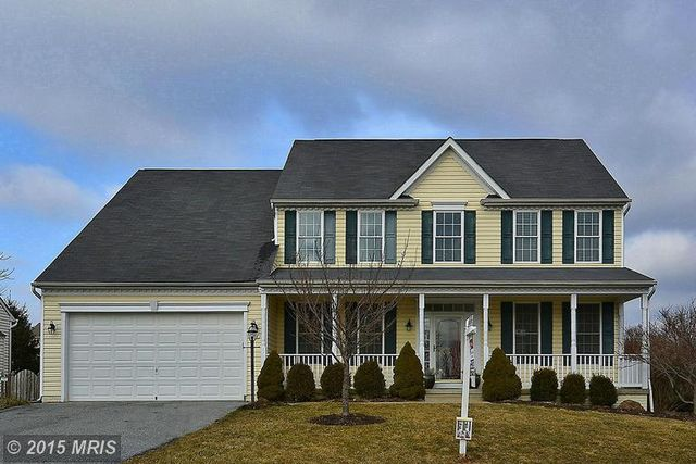 311 Longbow Rd Mount Airy Md 21771 Home For Sale And