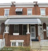 428 Ilchester Ave, Baltimore, MD 21218