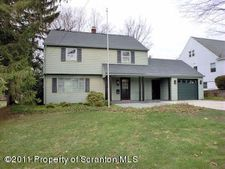511 Colburn Ave, Clarks Summit, PA 18411