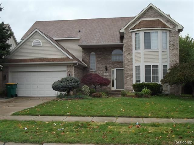 24364 curtis dr brownstown township mi 48134 home for for Curtis mi homes for sale