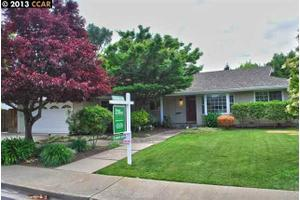350 Warwick Dr, WALNUT CREEK, CA 94598
