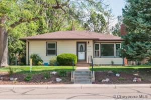 1218 Foyer Ave, Cheyenne, WY 82001