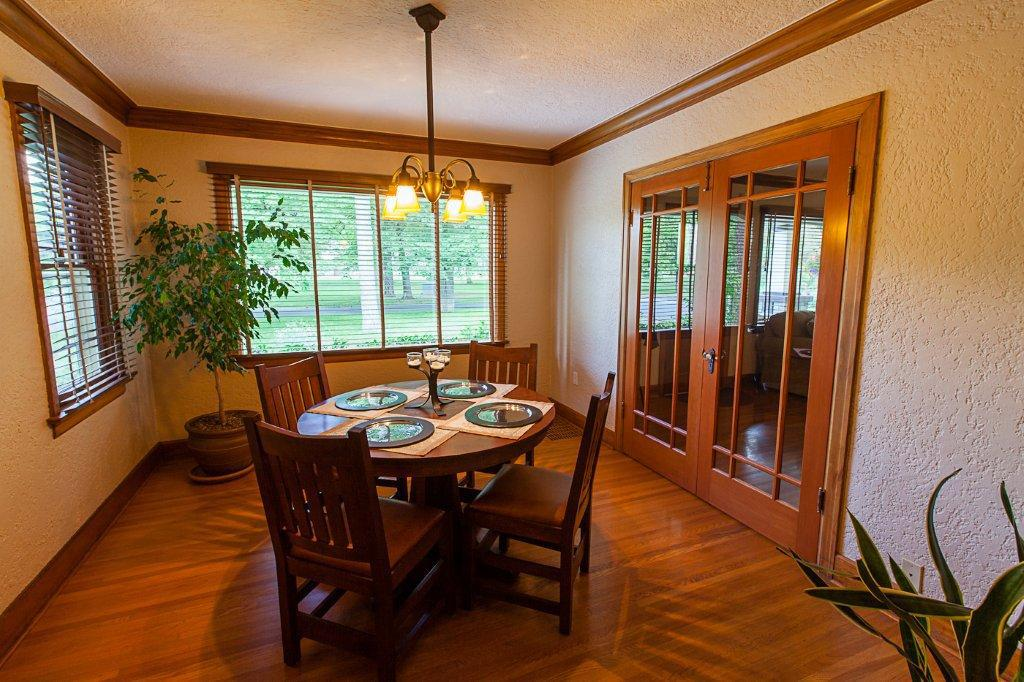 Craftsman French Doors Home Is Where The Style Is