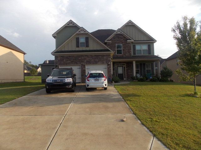 Home For Rent 730 Old Indian Camp Rd Grovetown Ga