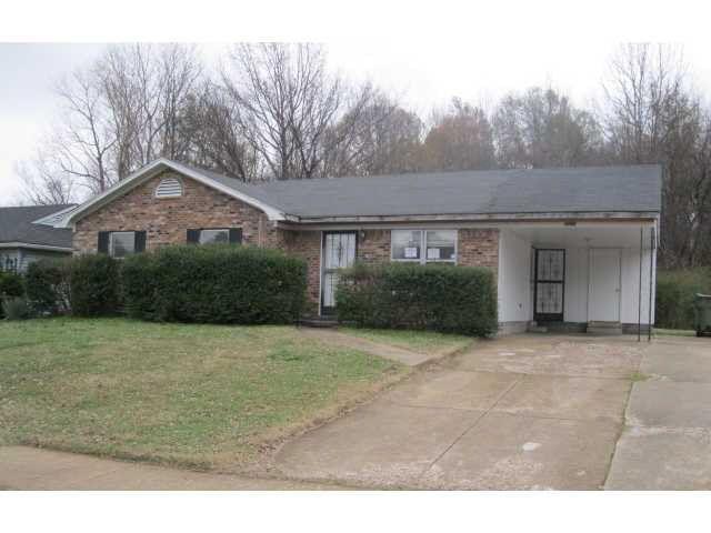 3632 Hillridge St, Memphis, TN 38109