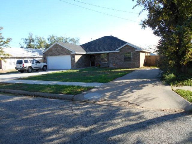 3104 Avenue U Snyder Tx 79549 Home For Sale And Real