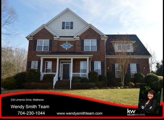 Homes Recently Sold Sale Matthews Nc