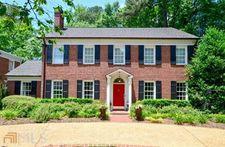 1700 Johnson Rd Ne, Atlanta, GA 30306