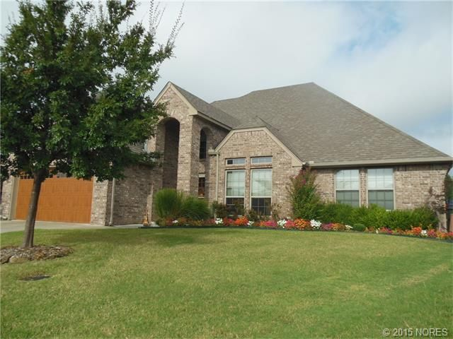 10548 N 117th East Ave Owasso Ok 74055 Home For Sale