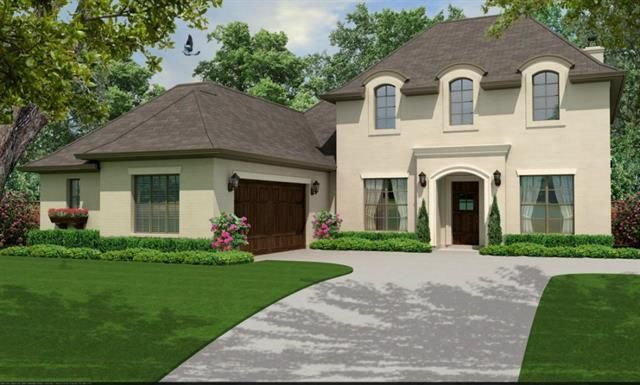 314 creekview ter aledo tx 76008 new home for sale