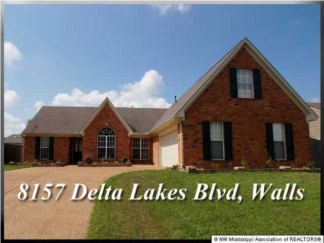 8157 delta lakes blvd e walls ms 38680 for Usda homes for sale in ms