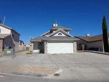 2373 Tierra Serena Rd, El Paso, TX 79938
