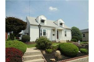 1119 E Cedar St, Allentown City, PA 18109
