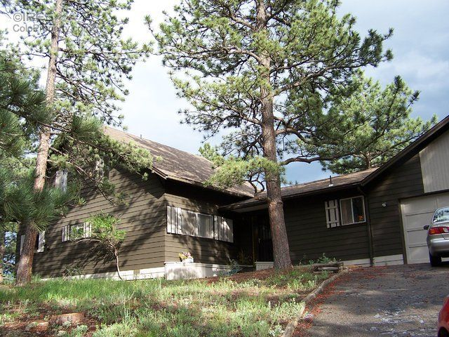 Mountain Homes For Sale Lyons Co