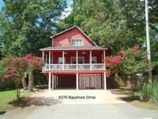 4376 Bayshore Dr, Little River, SC 29566