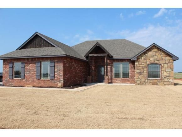10681 N 1990 Rd Elk City OK 73644 New Home For Sale