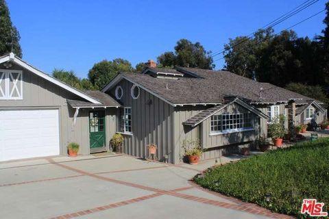 6626 Wandermere Rd, Malibu, CA 90265