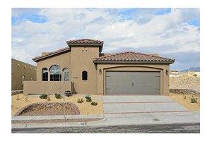 12092 Silver Crown Rd El Paso Tx 79928 Home For Sale