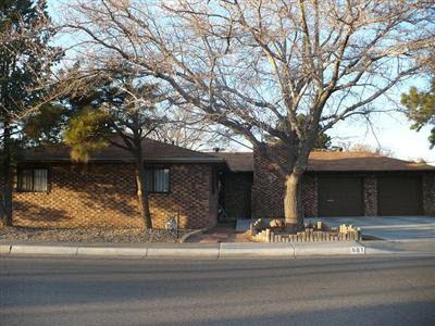 901 Mesilla St Ne Albuquerque NM 87110