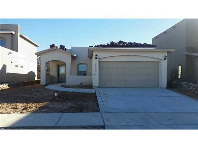 7136 copper town dr el paso tx 79934 home for sale and for New homes for sale in el paso tx