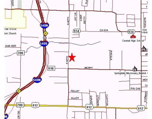 4 05 Acres Treat Ln, Springdale, AR 72762 - realtor.com®