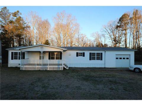 7682 A C Smith Rd, Dawsonville, GA 30534