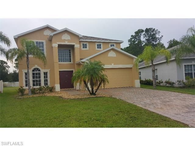 Home For Rent 8270 Silver Birch Way Lehigh Acres Fl
