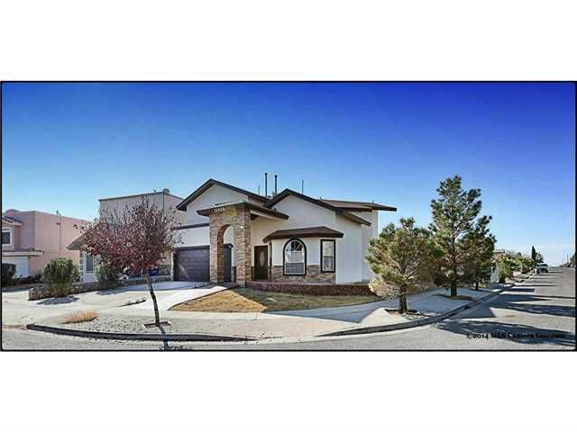 12424 red sun dr el paso tx 79938 home for sale and for New homes el paso tx west side