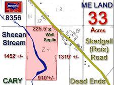 24 Skedgell Rd, Cary Plt, ME 04471