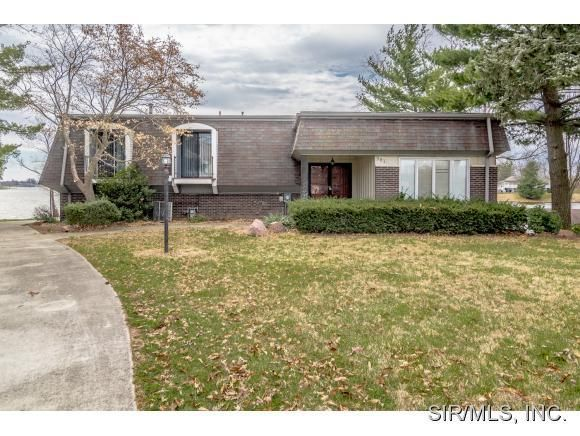 981 holiday point pkwy edwardsville il 62025 home for
