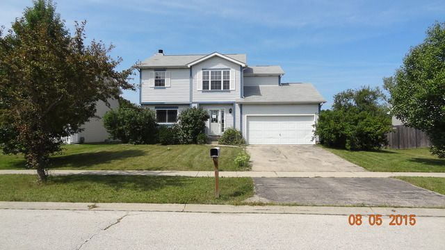 3206 wembley dr zion il 60099 home for sale and real estate listing