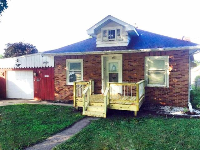 1920 W 2nd St Ottumwa Ia 52501 Home For Sale And Real