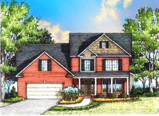 4400 Feldspar Ln Knoxville Tn 37938 New Home For Sale