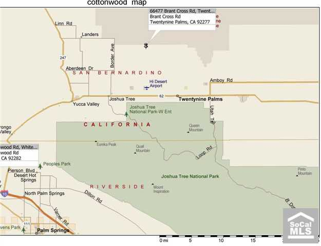 Twentynine Palms California Map.66477 Brant Cross Rd Twentynine Palms Ca 92277 Realtor Com