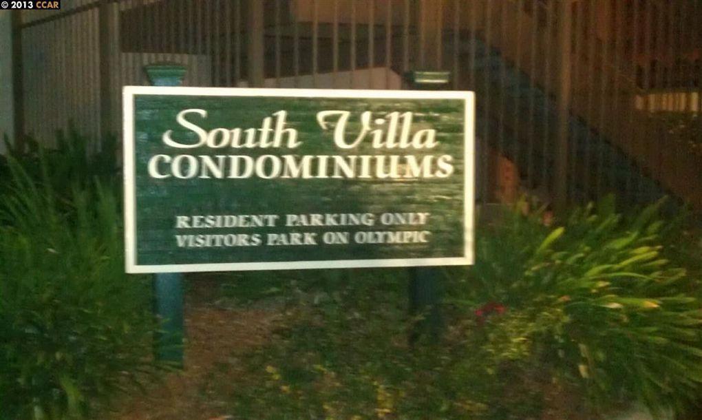 921 S Villa Way Unit 201 Walnut Creek, CA 94595