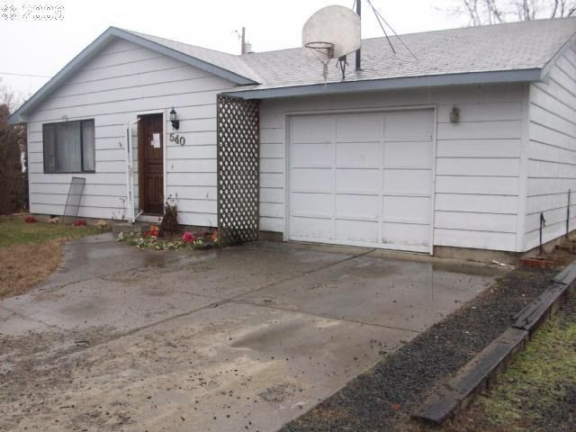 540 kennedy echo or 97826 3 beds 1 baths home details