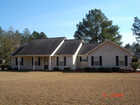 Photo of 721 E Randolph St, Mount Vernon, GA 30445
