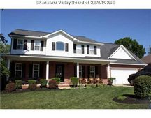 245 Frazier Way, Scott Depot, WV 25560