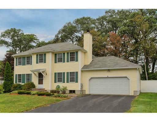 8 Alderbrook Ln Methuen Ma 01844 Home For Sale And
