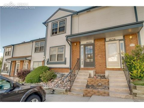 condos and townhomes for sale in briargate colorado