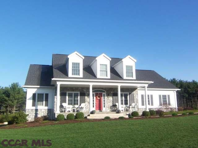 165 holly ridge dr state college pa 16801 for Home builders state college pa
