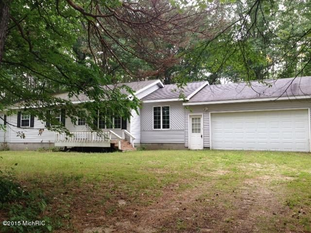 10505 21 mile rd evart mi 49631 home for sale and real