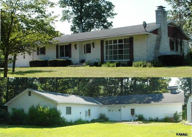 510 Ridge Rd, Gettysburg, PA 17325 - Home For Sale and Real Estate ...