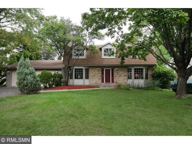 1335 willow cir roseville mn 55113 home for sale and real estate listing